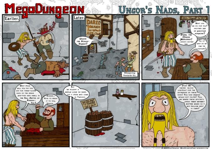 Ungor's Nads, Part 1