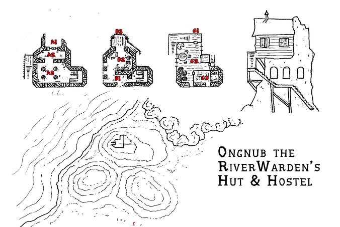 The River Warden's Hut