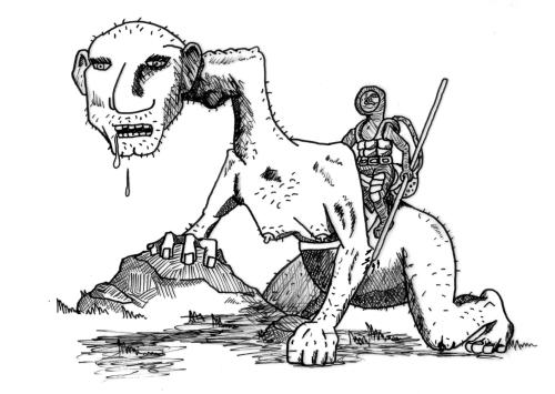 Wilson's Loping Neckbeard
