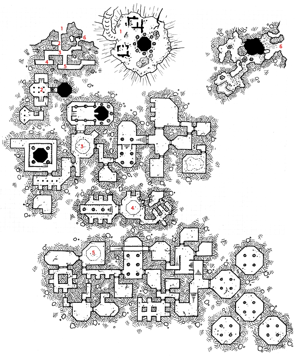 Hill Dungeon 1
