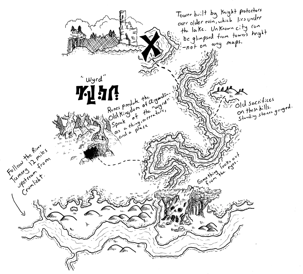 3-23 (Treasure Map)