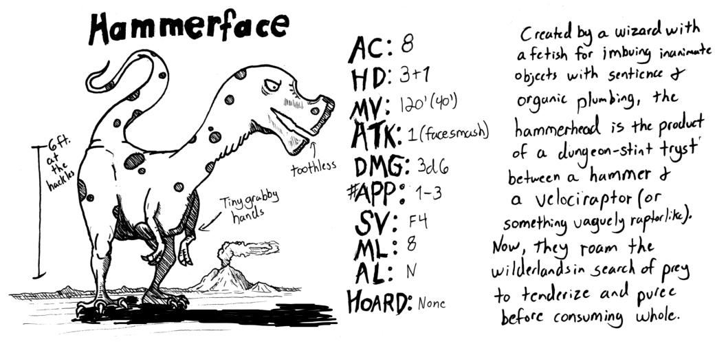 Hammerface
