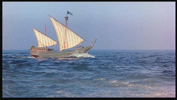 Sinbad ship